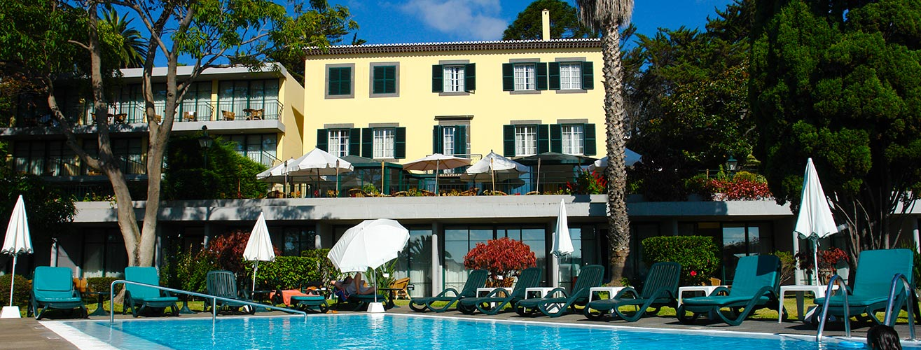 Charming hotels madeira for Charming hotels