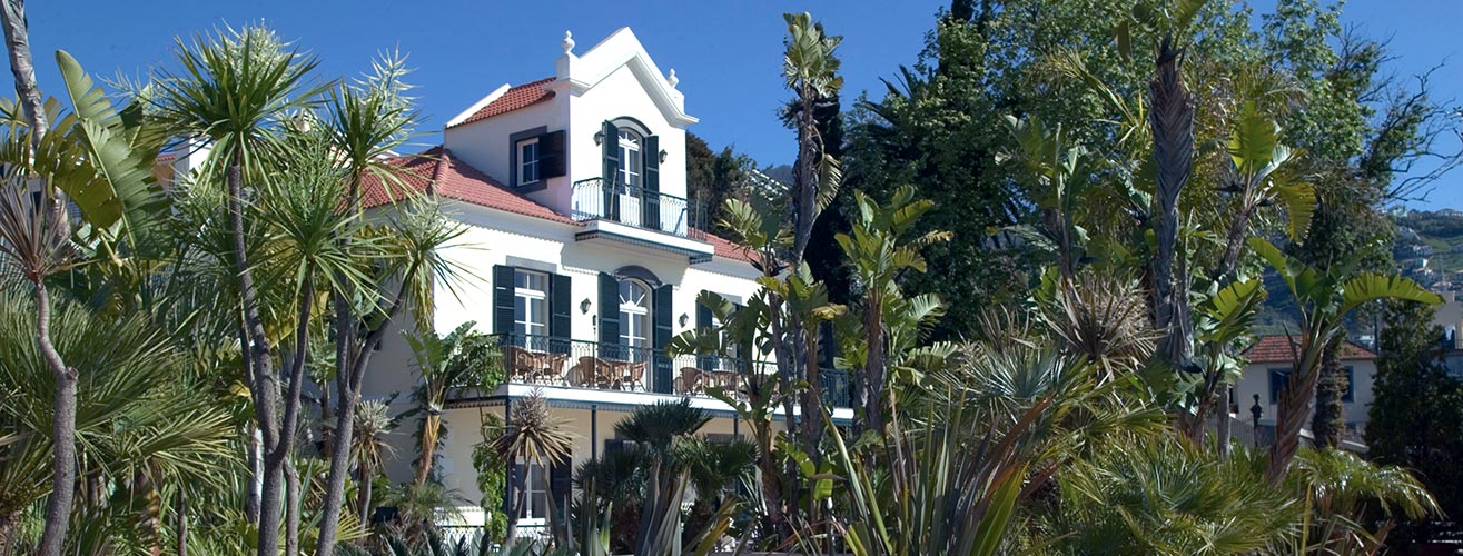 Quinta perestrello madeira for Charming hotels